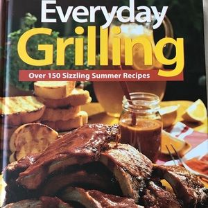 Southern Living Everyday GRILLING cookbook